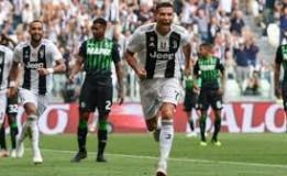 Cristiano Ronaldo Berhasil Buat Gol Perdana