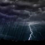 Waspada Potensi Hujan Disertai Petir di 3 Wilayah Jakarta