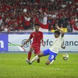 Berstatus Juara Grup C, Indonesia Maju ke Babak Perempatfinal Piala Asia U-16