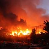 Ada 1.500 Kios dan Los di Pasar Legi Solo yang Terbakar