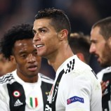 Ronaldo Keluhkan Juventus yang Buang Peluang di Laga Lawan MU