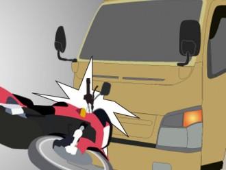 Kecelakaan Truk vs Motor di Cakung Tewaskan 1 Orang