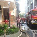Kantor Kementerian Pertahanan Jakpus Dilalap si Jago Merah