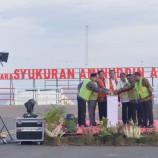 Bandara Baru di Morowali dan 4 Terminal Bandara di Sulawesi Diresmikan Jokowi