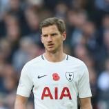 Tak Ingin Tinggalkan Tottenham, Vertonghen Malah Mau Berlama-lama