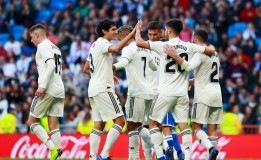 Hasil Copa del Rey: Real Madrid Menang 6-1 Atas Melilla