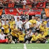 Hasil Persija vs Home United: Macan Kemayoran Melaju ke Liga Champions Asia