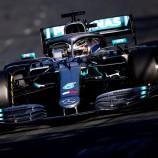 Hamilton Sekali Lagi Jadi yang Tercepat di Sesi Latihan Bebas GP Australia